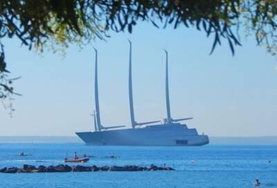 Просто «А» вернулась к берегам Кипра