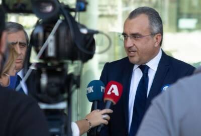Глава минздрава Кипра похвалил население за то, что страна стала оранжевой