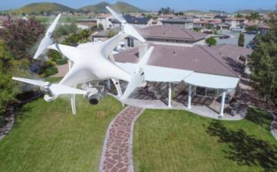Налоги с неба: дроны найдут неучтенную собственность