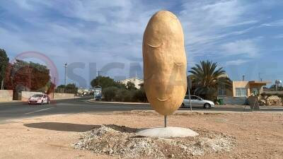 Кипрский картофель заслужил памятник