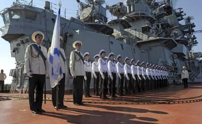 Le Monde: Кипр взят в «русские тиски». Растущее присутствие ВМФ России у берегов Сирии тревожит НАТО