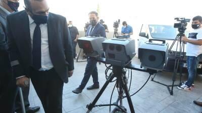 Новые дорожные камеры будут введены в эксплуатацию к концу октября