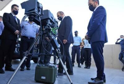 Как будут работать передвижные камеры слежения за нарушителями ПДД на Кипре?