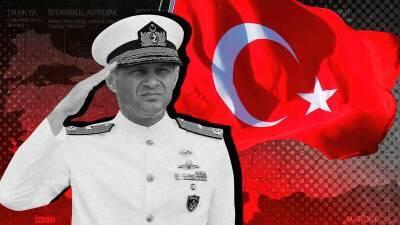 Турецкий контр-адмирал: непризнание Крыма поставило под угрозу авторитет Эрдогана