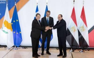 Кипр, Греция и Египет создают энергетический коридор