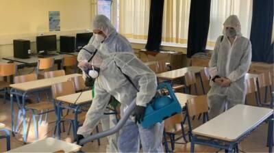 Закрыта еще одна школа из-за коронавируса