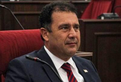 Премьер-министр ТРСК подал в отставку после онлайн-стриптиза