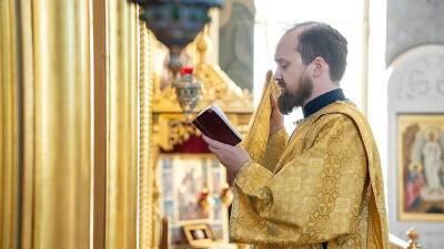 О благостоянии Святых Божиих Церквей Господу помолимся