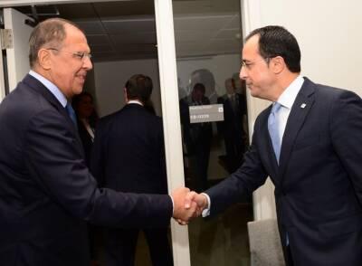 Сильная поддержка Кипру со стороны России