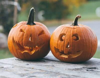 Мероприятия в честь Хэллоуина