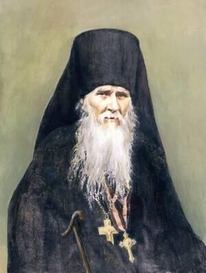 23 октября чествуем память преподобного Амвросия, старца Оптинского