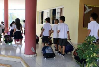 Минздрав Кипра — родителям: не отправляйте детей в школы с симптомами Covid-19!