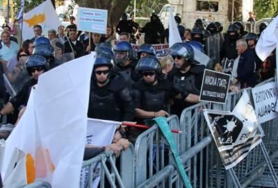 На Кипре будут ужесточены наказания за нападения на полицейских и чиновников?