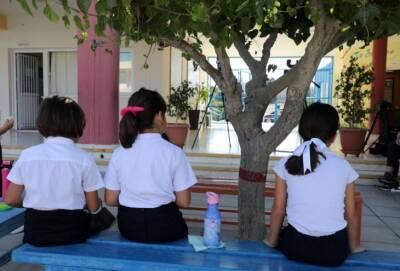 50-60% родителей учеников начальных школ на Кипре не дают согласие на экспресс-тестирование