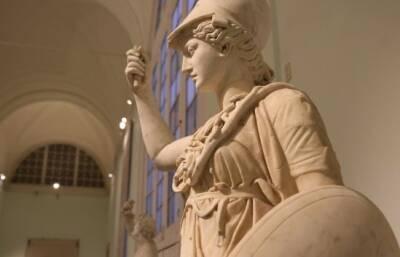 Поклонение богам на острове: Афина