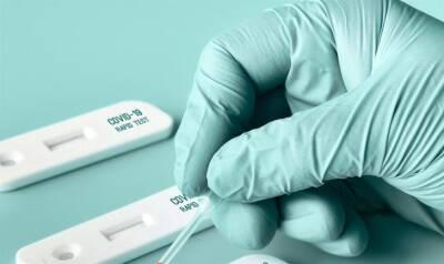 Пункты экспресс-тестирования на антигены в среду, 6 октября