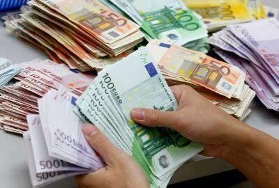 Мужчина арестован по делу о фальшивых банкнотах евро