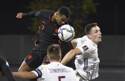 Хорватия разгромила Кипр, Эстония победила Беларусь и другие встречи отбора на ЧМ-2022