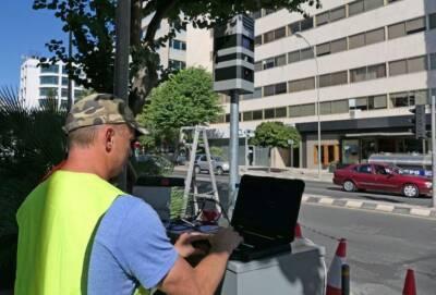 25 октября в Никосии начнут работать четыре камеры слежения за нарушителями ПДД