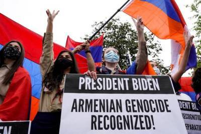 Байден признал геноцид армян 1915 года в Османской империи, чем возмутил Анкару