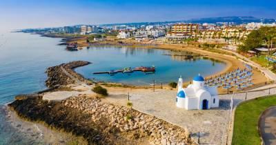 Кипр откроется для россиян с 1 апреля. Карантин отменен