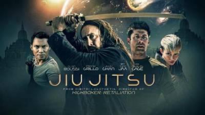 """Фильм """"Джиу-джитсу"""", полностью снятый на Кипре, пользуется успехом на Netflix"""