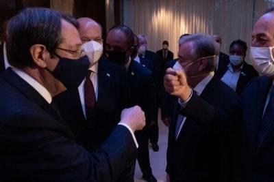 В Швейцарии стартовал неформальный саммит по кипрскому урегулированию. С картинками