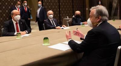 В Женеве под эгидой главы ООН начались переговоры по Кипру