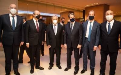 Кипрский вопрос: новый раунд переговоров
