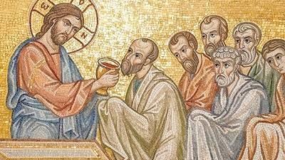 О Таинстве Евхаристии. Слово в Великий Четверг