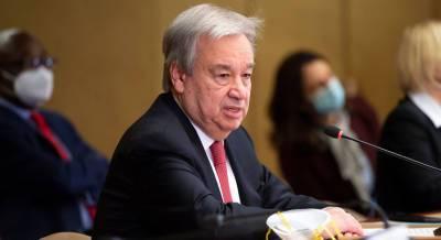 Лидеры киприотов не смогли найти общих точек соприкосновения, но глава ООН не намерен опускать руки