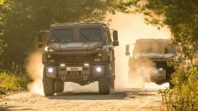 Полиция Кипра получит пять бронемашин для подавления беспорядков