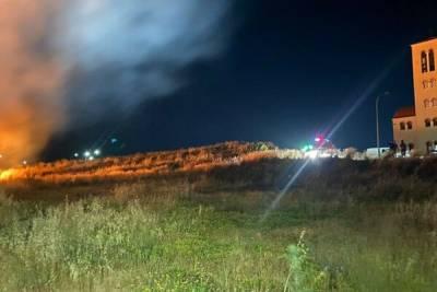 Кипр охватило огнем!