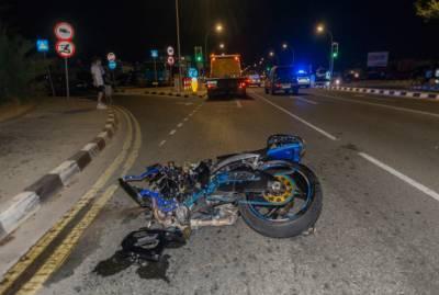В Лимассоле умер 20-летний юноша, попавший в аварию в день своего рождения