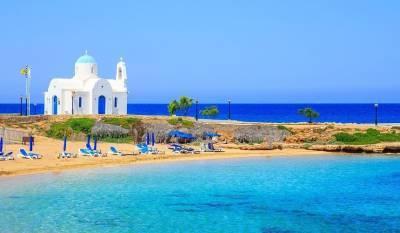 Более 30 отелей Кипра заполнено россиянами