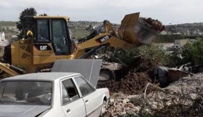 Дождались! Более 3500 грузовиков вывозят мусор со свалок Пафоса
