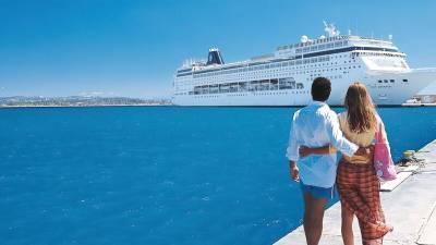 Кипр с июня начнет принимать первых пассажиров морских круизных судов