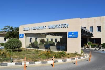 Заполненность больницы на 65%