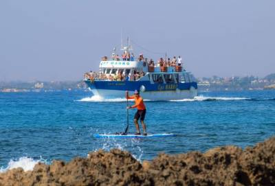 Кому лучше всех живется на Кипре? Туристам!