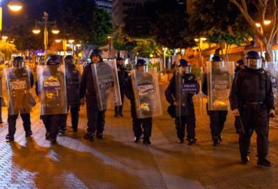 Предъявлены обвинения 11 организаторам акции протеста против Covid-ограничений в Лимассоле