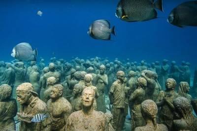 Подводный парк-музей в Протарасе откроет киприотам портал в другую реальность