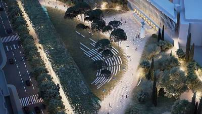 GSP Stadium в Никосии ждёт тотальная модернизация