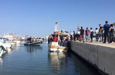 На Кипре арестован подозреваемый в незаконном трафике мигрантов