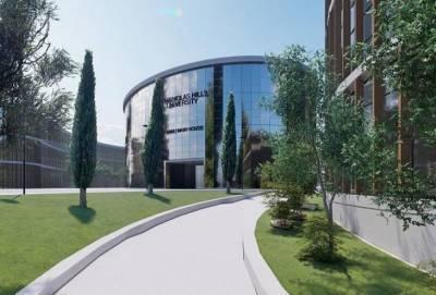 Инновационный проект St Nicholas Hills: университетский кампус + отель + 400 домов