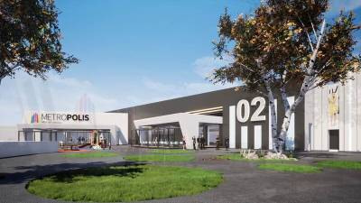 В Ларнаке откроется первый торговый центр