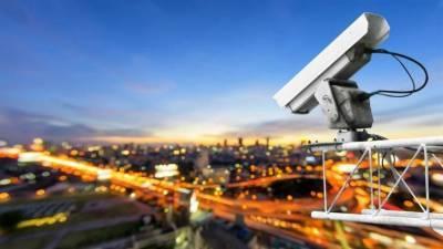 Первые восемь камер видеонаблюдения в новой сети заработают с октября следующего года