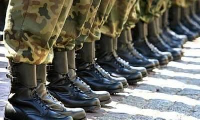 Около 400 членов Национальной гвардии находятся на карантине
