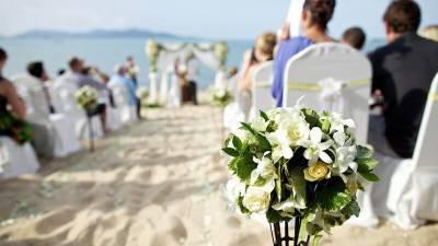 Евростат: в 2019 на Кипре самое большое количество браков по отношению к населению