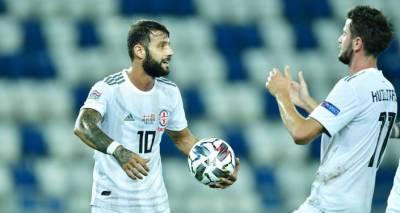 Нападающий сборной Грузии забил победный гол в финале Кубка Кипра