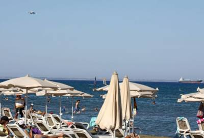 В апреле главными туристами на Кипре стали россияне